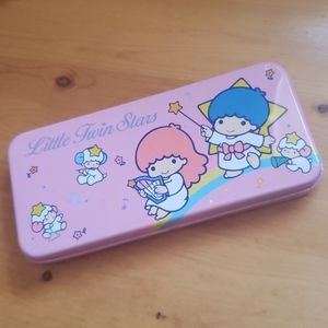 Little Twin Stars Pencil Case $5 IF BUNDLED